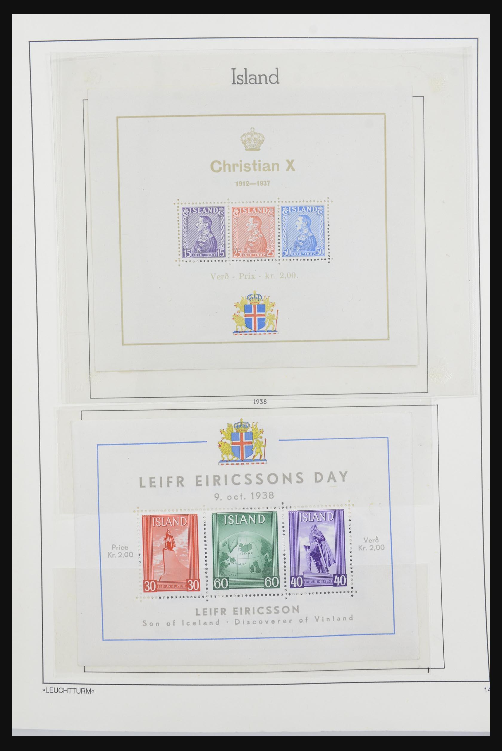 32031 014 - 32031 IJsland 1876-1991.