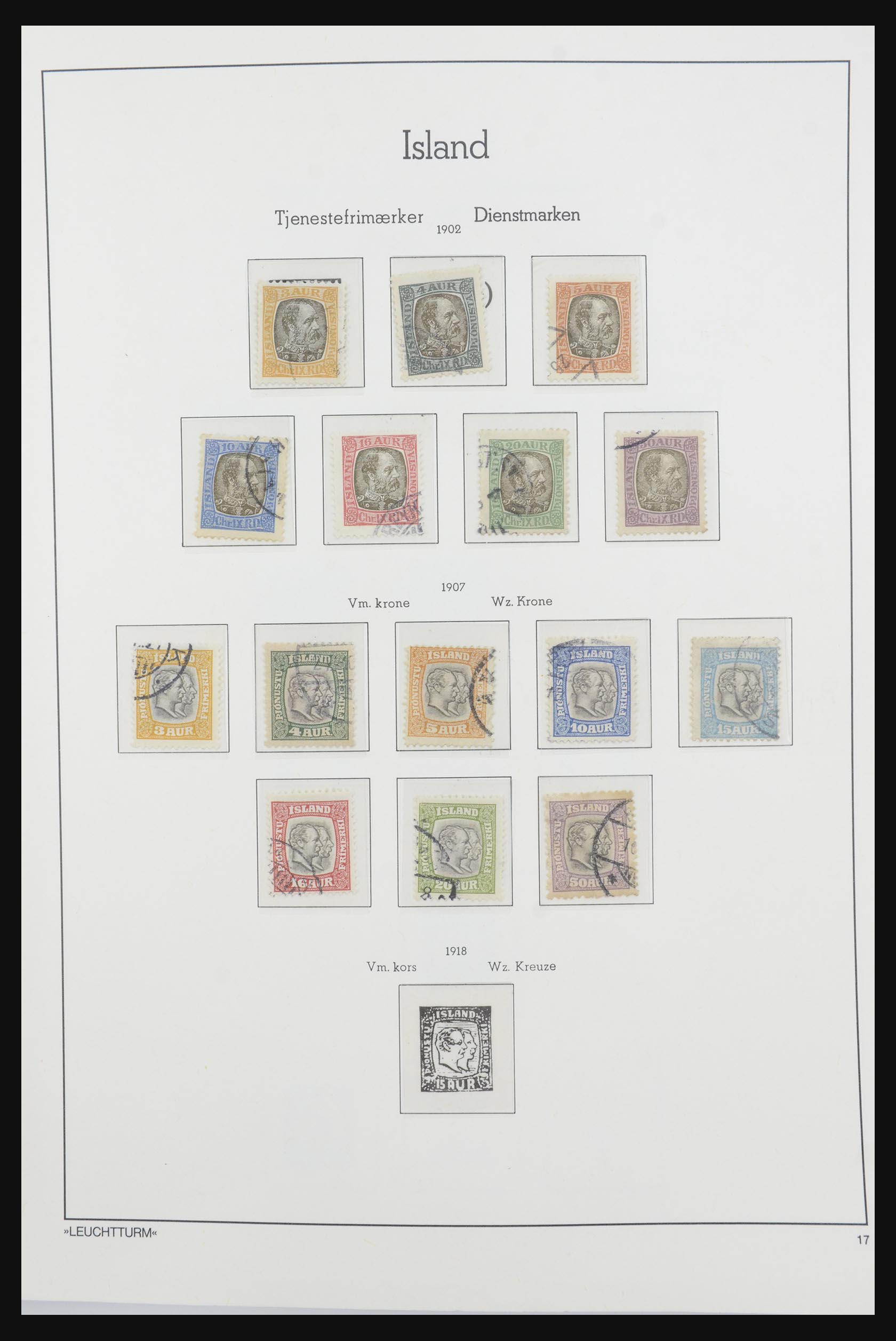 32031 017 - 32031 IJsland 1876-1991.
