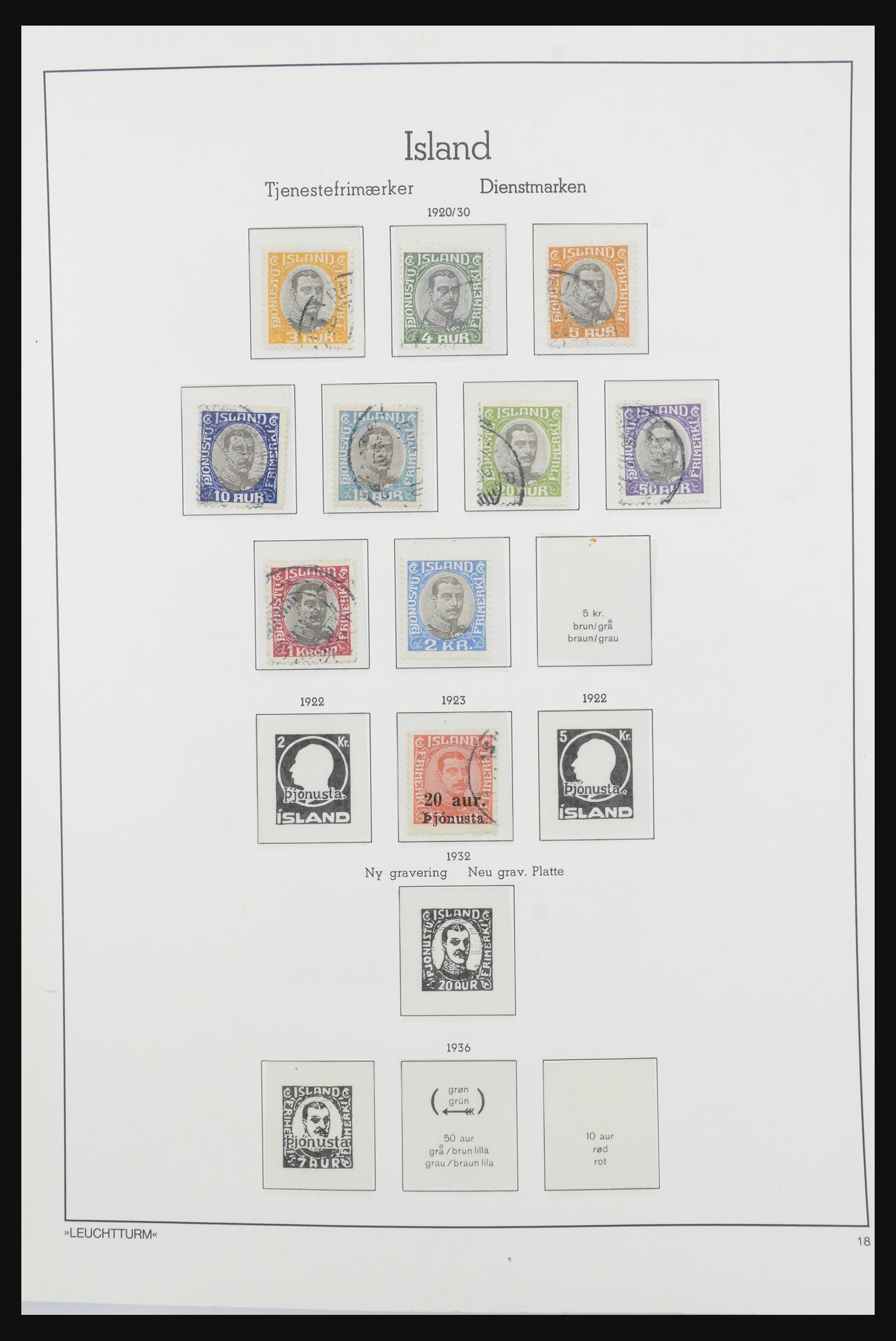 32031 018 - 32031 IJsland 1876-1991.