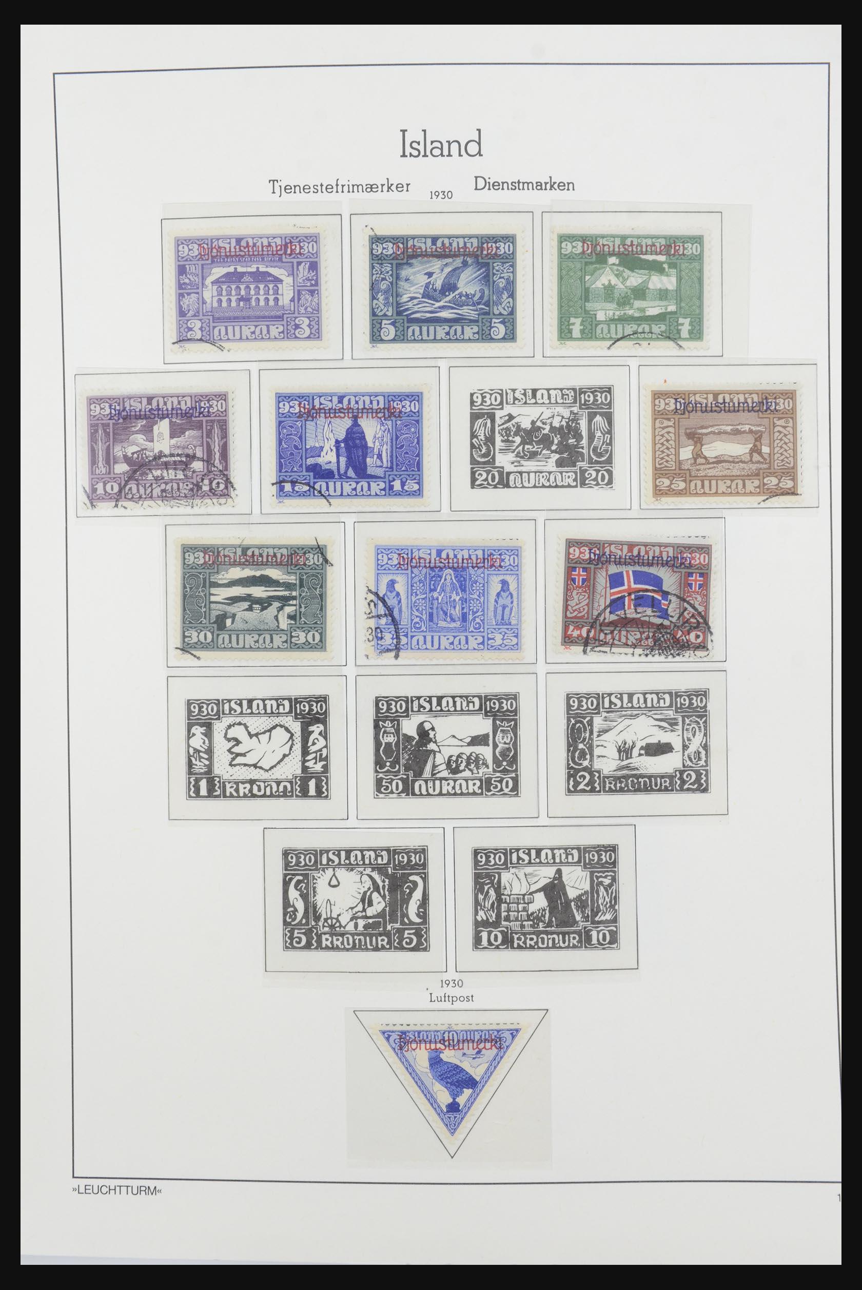 32031 019 - 32031 IJsland 1876-1991.
