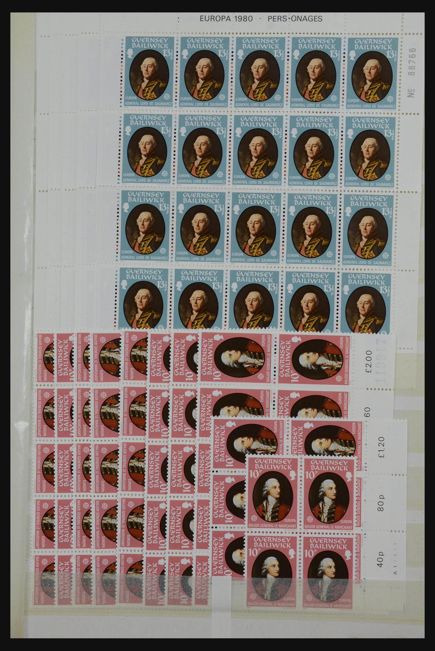 32180 009 - 32180 Guernsey 1972-1992.