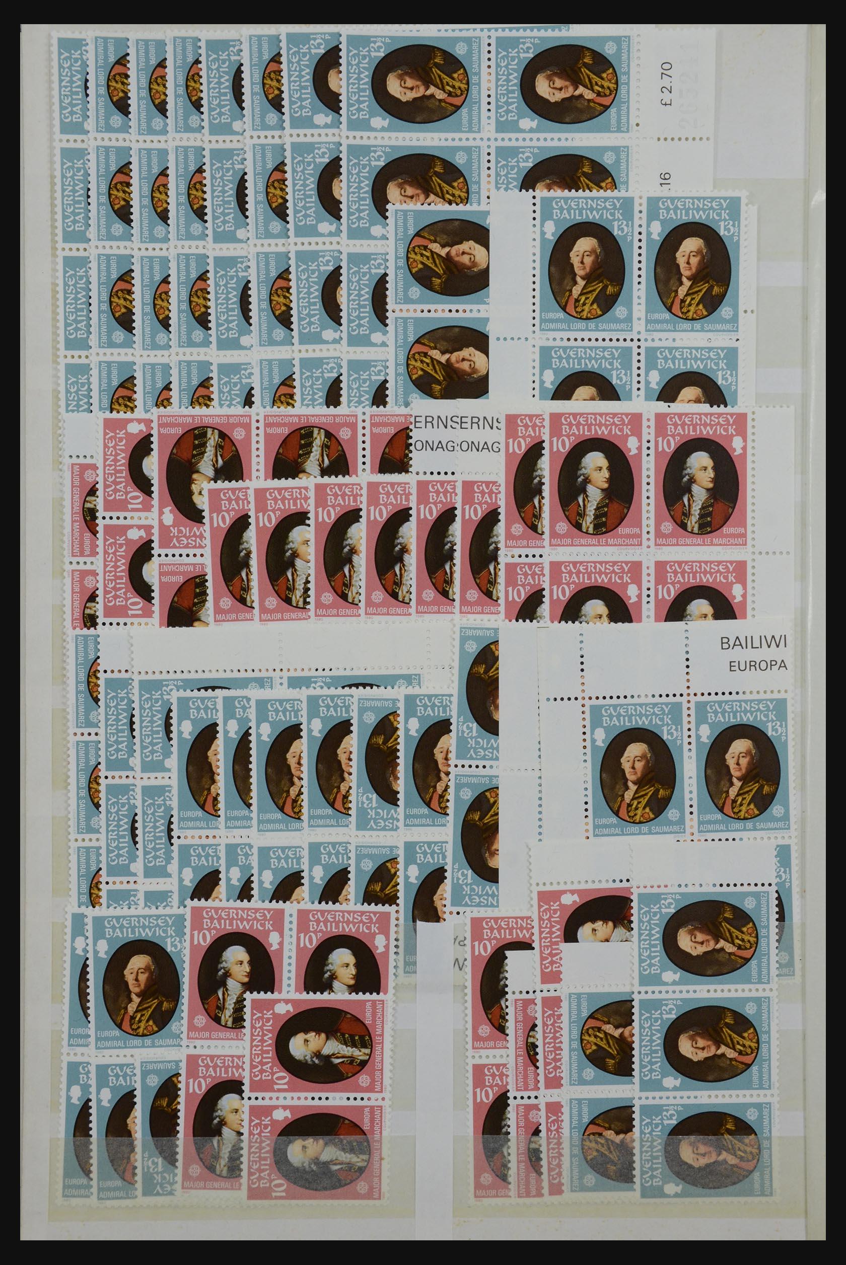32180 010 - 32180 Guernsey 1972-1992.