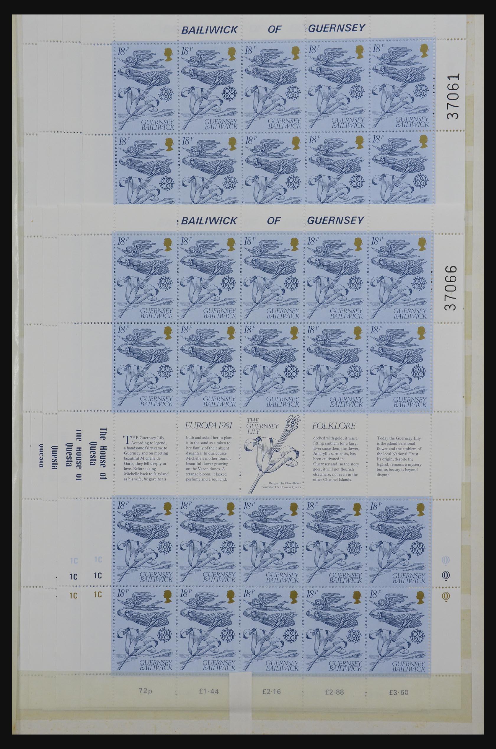 32180 015 - 32180 Guernsey 1972-1992.