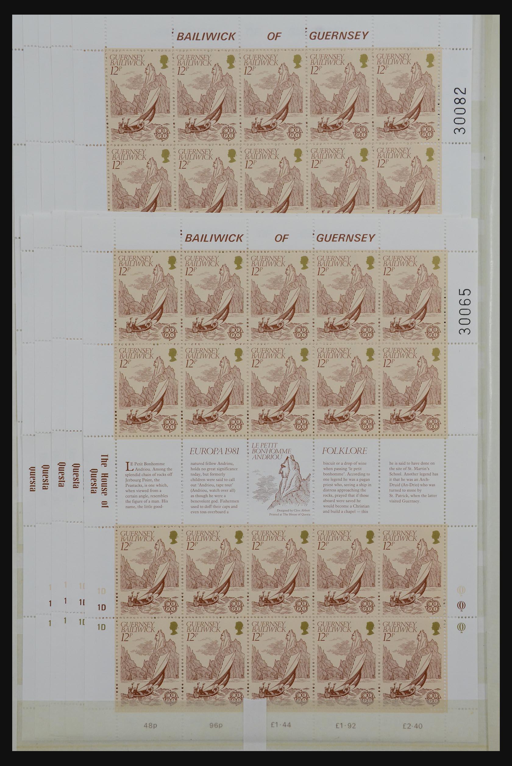 32180 020 - 32180 Guernsey 1972-1992.