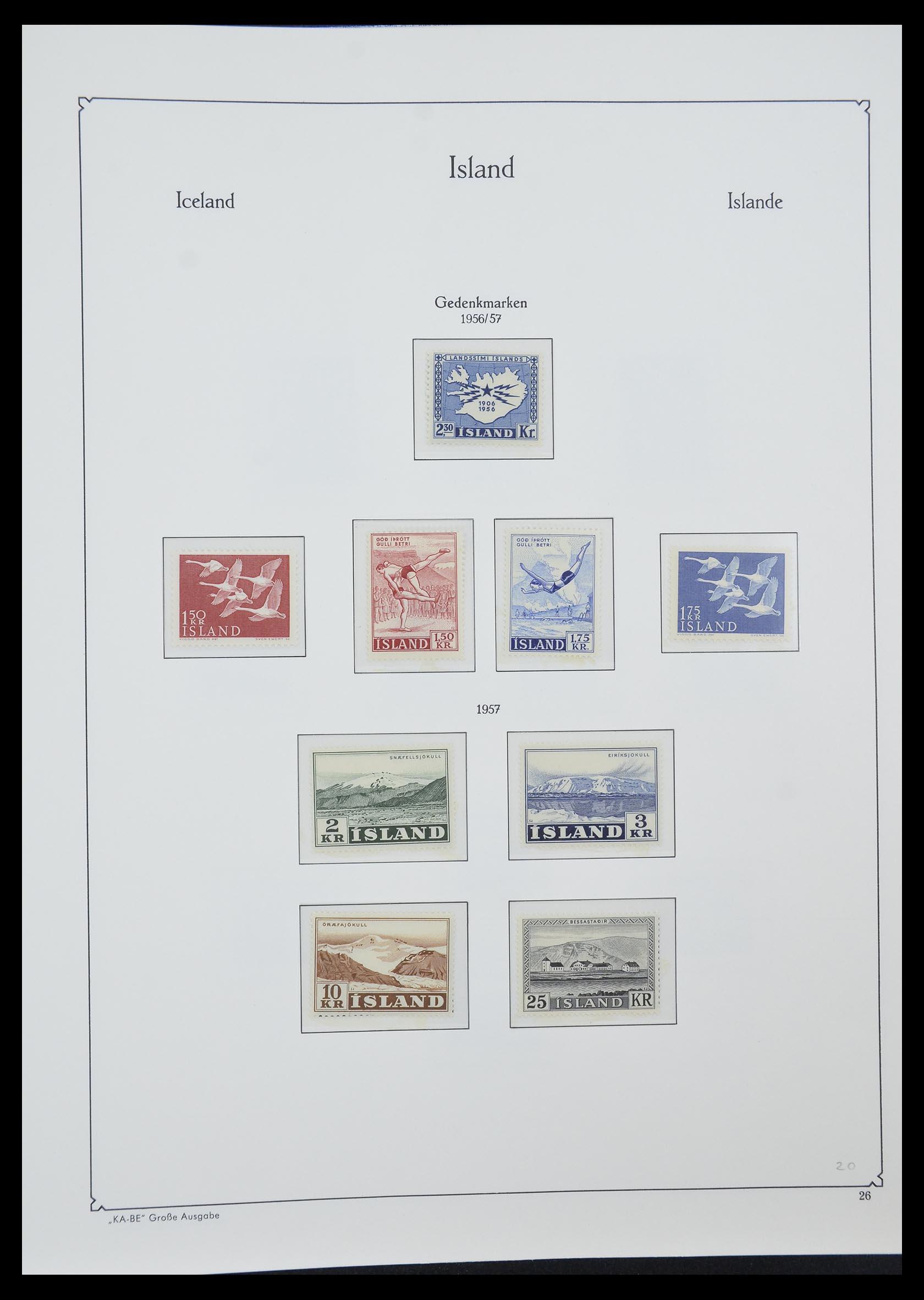 33185 009 - Postzegelverzameling 33184 Finland 1856-1990.