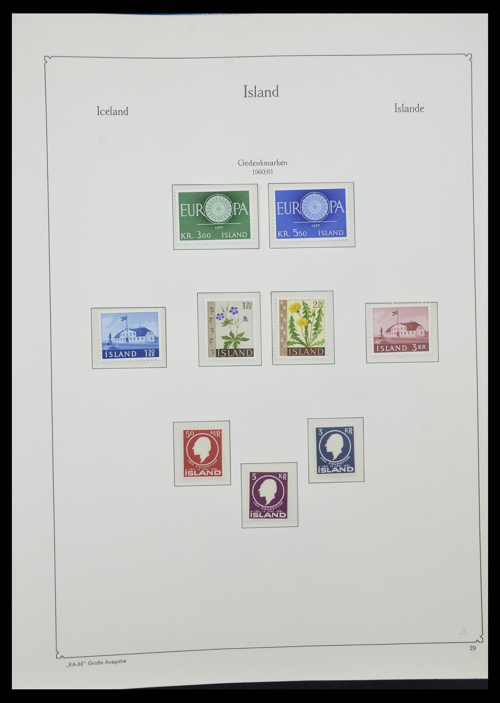 33185 012 - Postzegelverzameling 33184 Finland 1856-1990.
