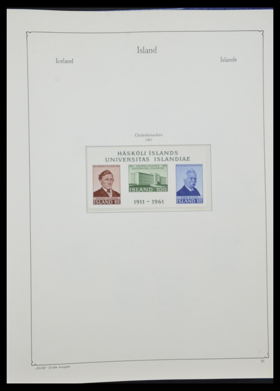 33185 014 - Postzegelverzameling 33184 Finland 1856-1990.