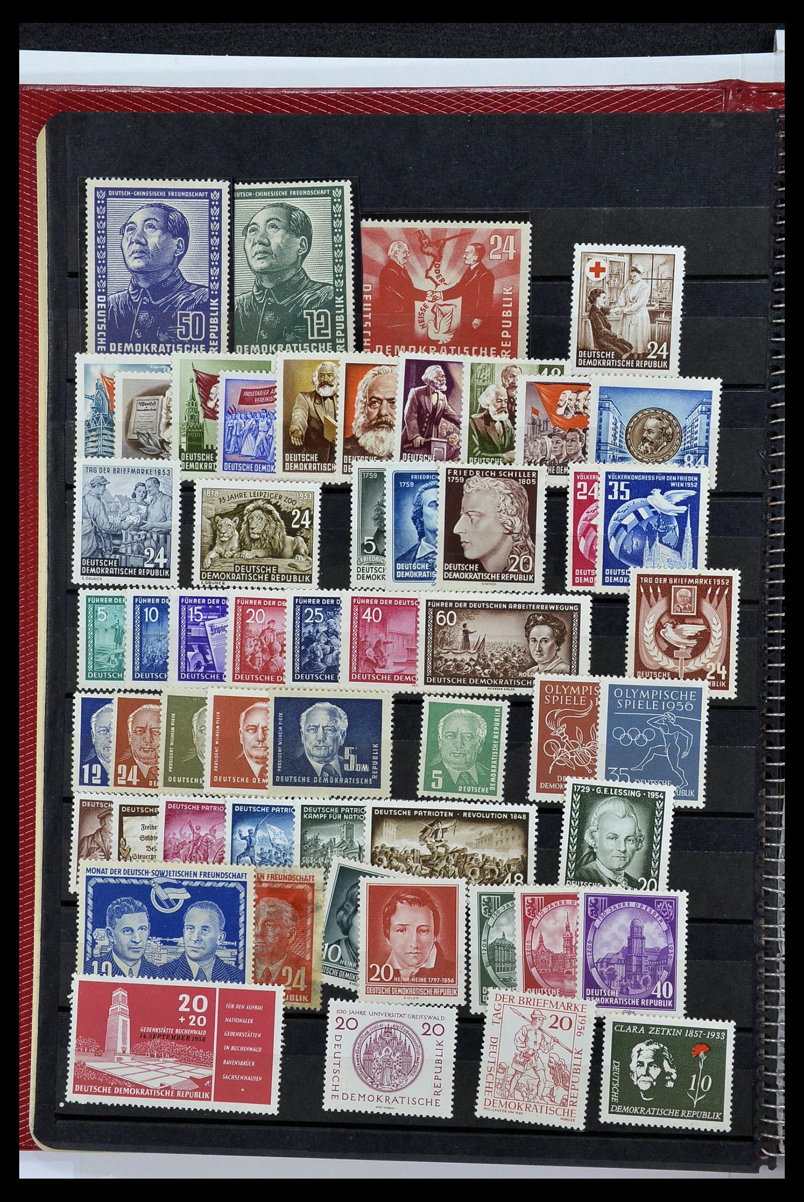 34169 002 - Postzegelverzameling 34169 Duitsland 1880-1955.
