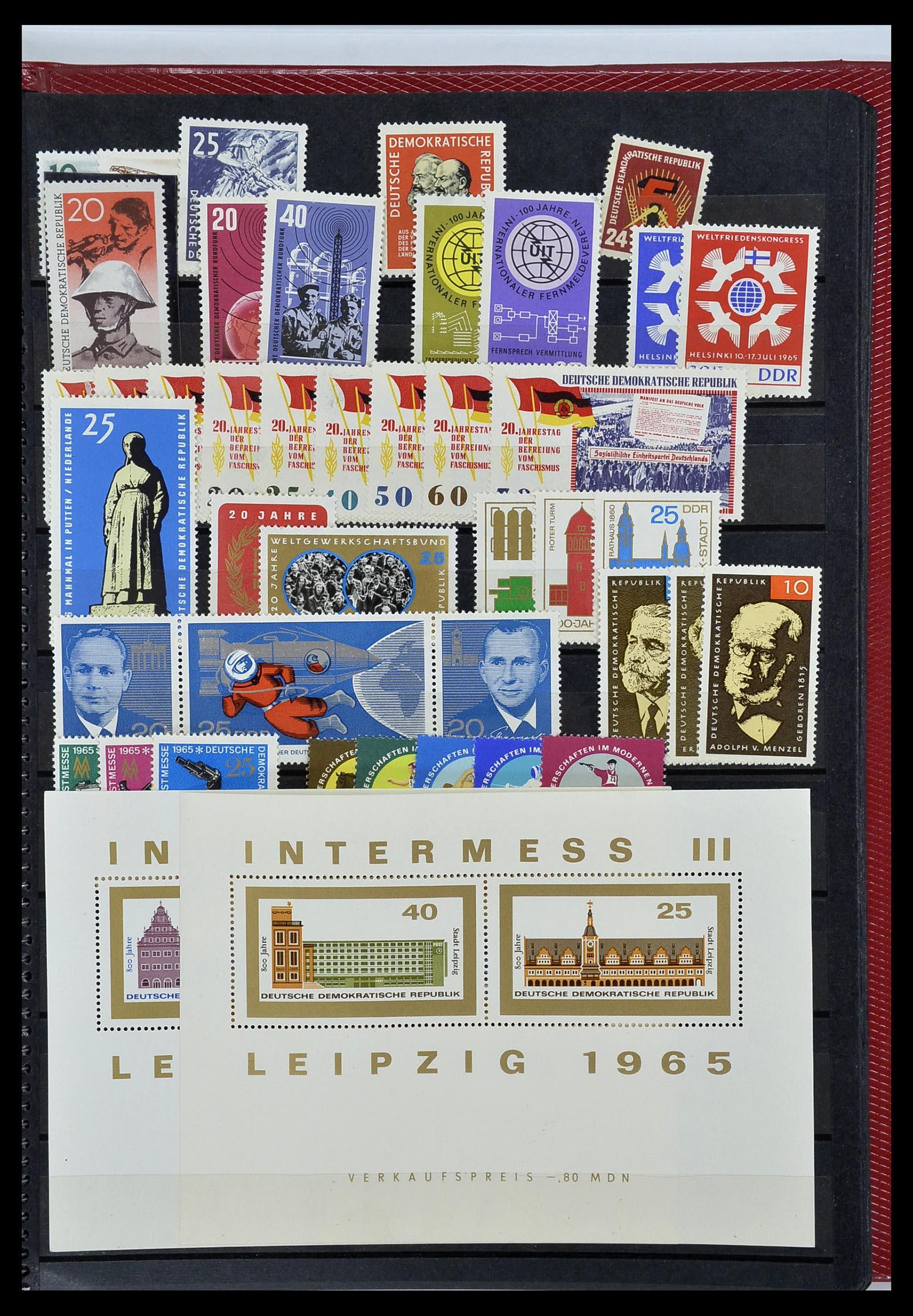 34169 003 - Postzegelverzameling 34169 Duitsland 1880-1955.