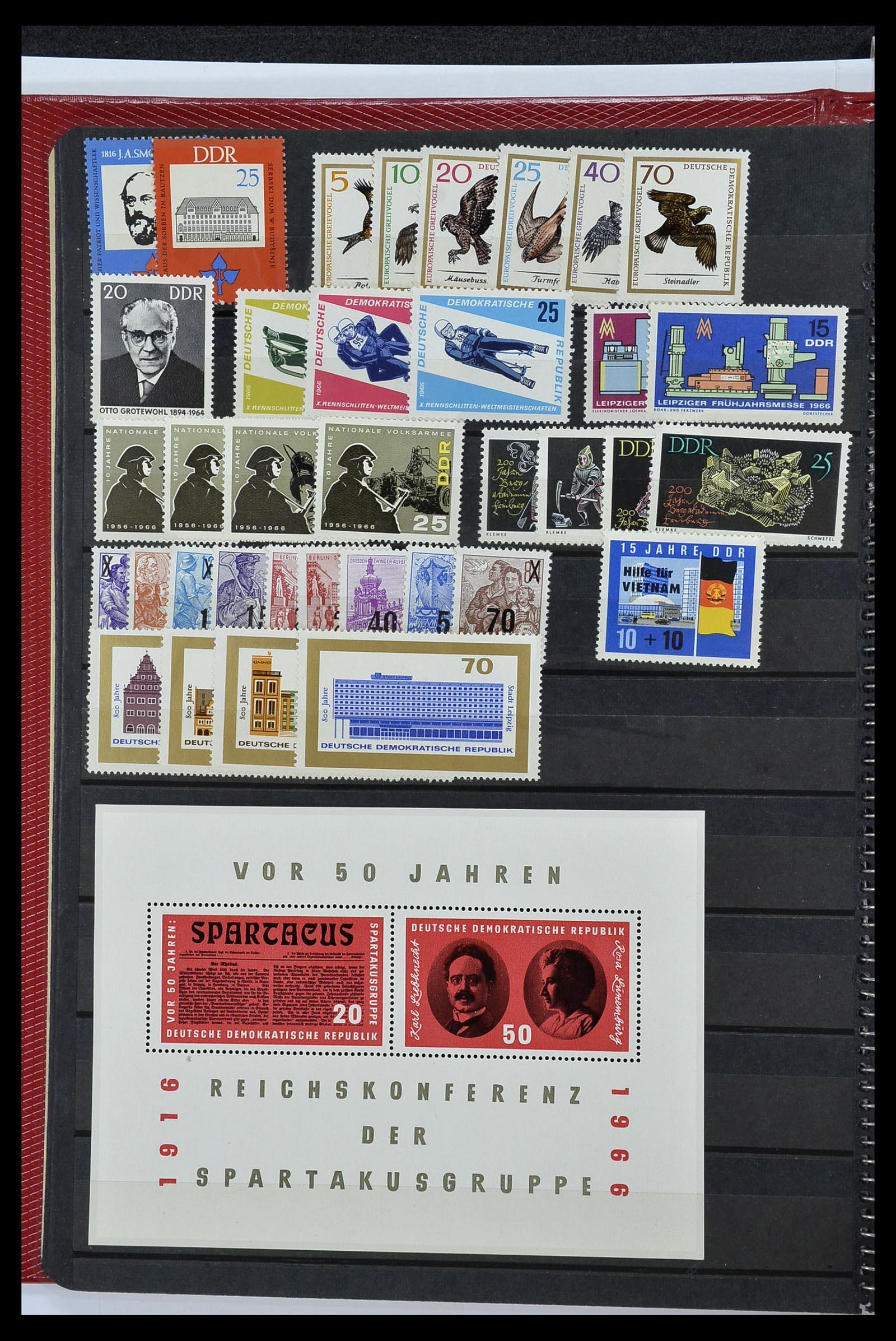 34169 004 - Postzegelverzameling 34169 Duitsland 1880-1955.