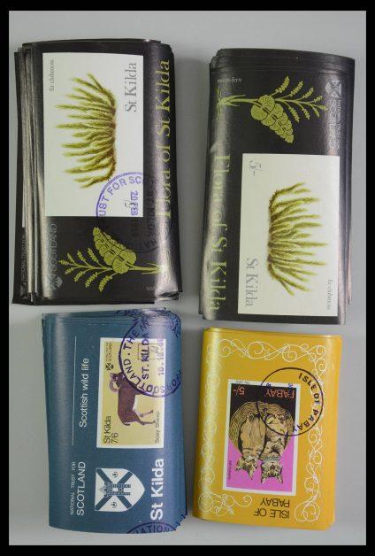 Postzegelverzameling 13077 Lokaal/cinderella.