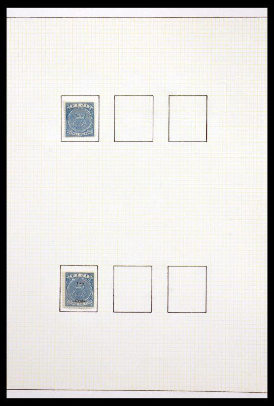 Postzegelverzameling 29825 Fiji 1871-1979.