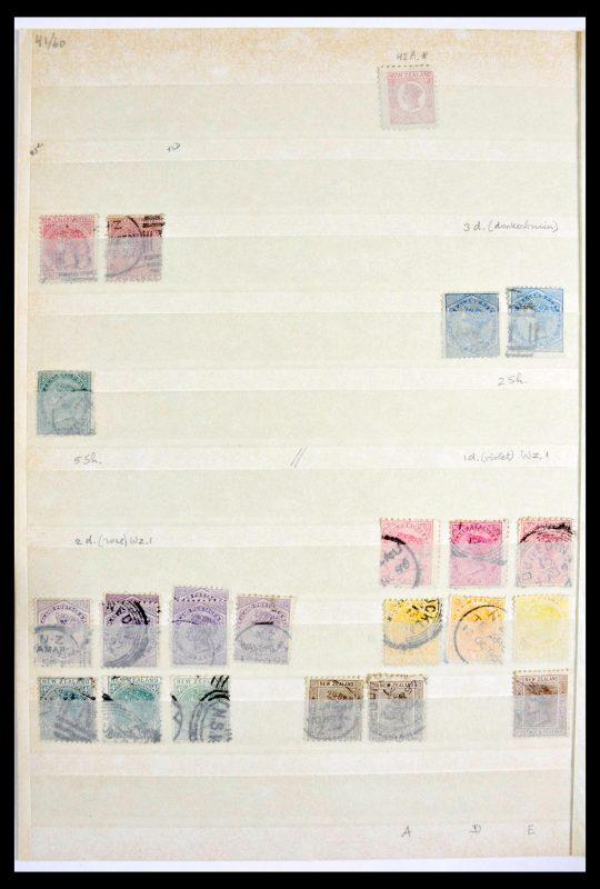 Postzegelverzameling 29971 Australië en Nieuw Zeeland 1864-1985.