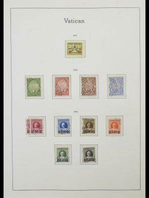 Postzegelverzameling 33139 Vaticaan 1931-2010.