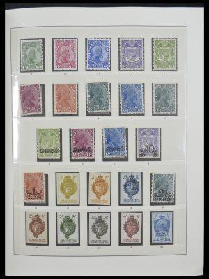 Postzegelverzameling 33140 Liechtenstein 1912-1990.