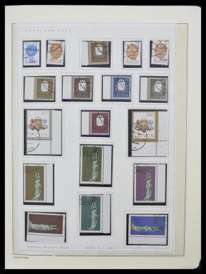 Postzegelverzameling 33143 Letland 1991-2009.