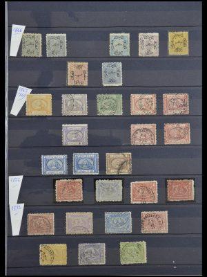 Postzegelverzameling 33145 Egypte 1866-1985.