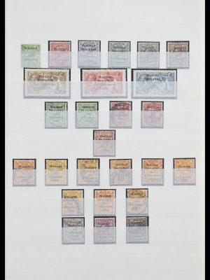 Postzegelverzameling 33228 Ierland 1922-2001.