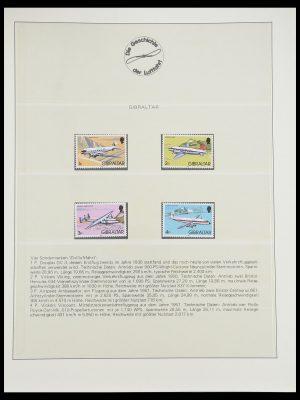 Postzegelverzameling 33308 Motief luchtpost 1925-2012.