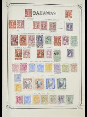 Postzegelverzameling 33315 Bahamas 1859-1986.