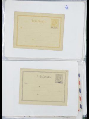 Postzegelverzameling 33333 Overzee brieven 1873-1959.