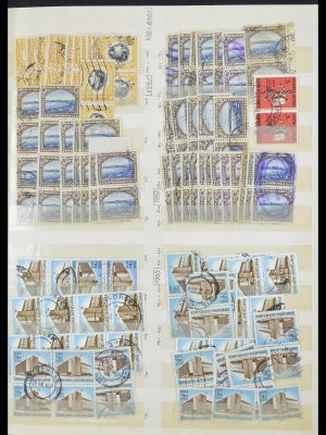 Postzegelverzameling 33431 Zuid West Afrika 1930-1960.