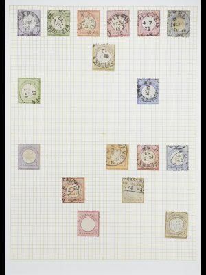 Postzegelverzameling 33451 Europese landen 1850-1990.