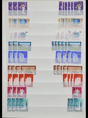 Postzegelverzameling 33467 Verenigde Naties 1969-1999.