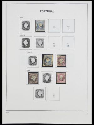 Postzegelverzameling 33491 Portugal 1853-2010.