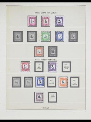 Postzegelverzameling 33533 Zuid Afrika 1961-2013.