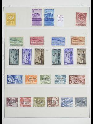 Postzegelverzameling 33539 Europa CEPT 1942-2008.