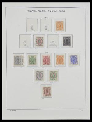 Postzegelverzameling 33547 Finland 1860-2000.