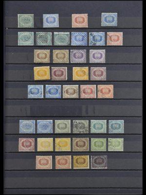 Postzegelverzameling 33549 San Marino 1877-1944.