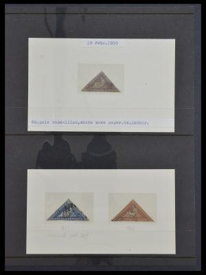 Postzegelverzameling 33576 Kaap de Goede Hoop.