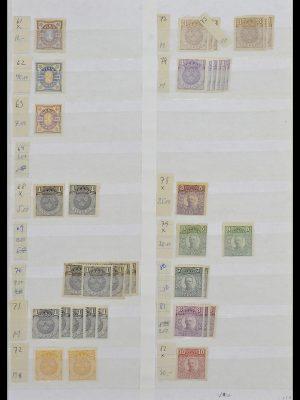 Postzegelverzameling 33591 Zweden 1858-1970.