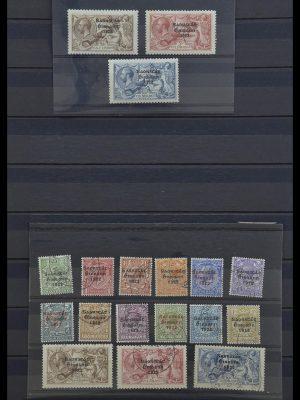Postzegelverzameling 33612 Ierland 1922-1980.