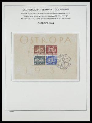 Postzegelverzameling 33697 Duitse Rijk 1872-1945.