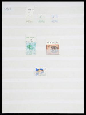 Postzegelverzameling 33726 Scandinavië tot en met 2006.