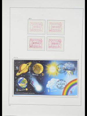 Postzegelverzameling 33729 Finland 1875-1998.