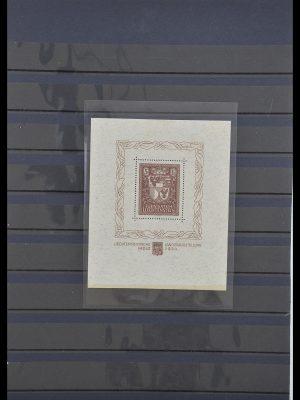 Postzegelverzameling 33759 Liechtenstein 1934.