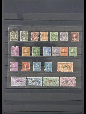 Postzegelverzameling 33761 Frans Andorra 1931.