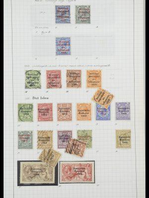 Postzegelverzameling 33789 Ierland 1922-1960.