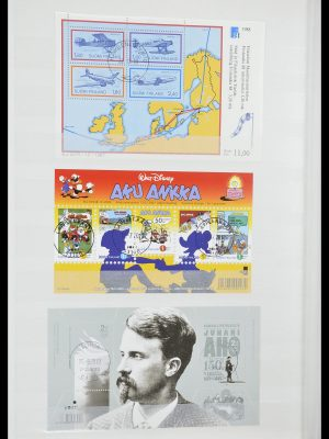 Postzegelverzameling 33818 Finland 1875-2014.