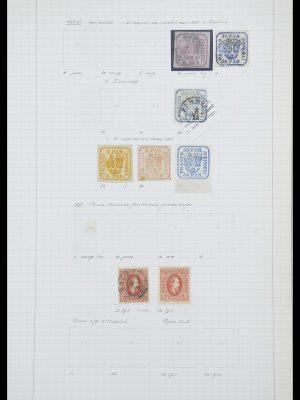 Postzegelverzameling 33822 Roemenië 1862-1940.