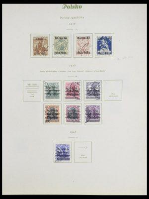 Postzegelverzameling 33835 Polen 1918-1939.