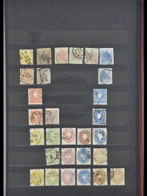 Postzegelverzameling 33838 Oostenrijk 1850-1971.