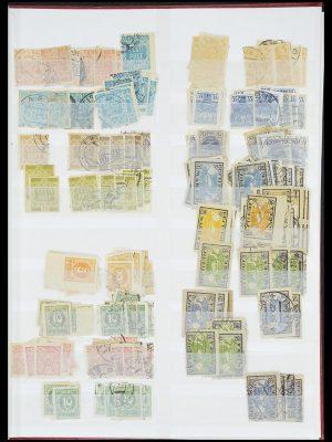 Postzegelverzameling 33843 Estland en Letland 1918-1940.