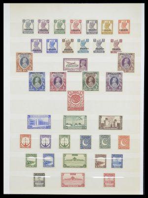 Postzegelverzameling 33848 Pakistan 1947-1974.