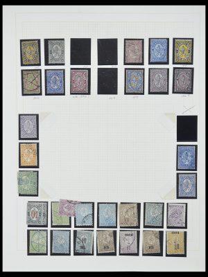 Postzegelverzameling 33887 Bulgarije 1879-1970.