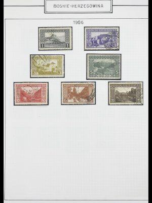 Postzegelverzameling 33888 Joegoslavië 1906-1983.